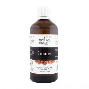 YOUR NATURAL SIDE Olej Lniany nierafinowany 100ml
