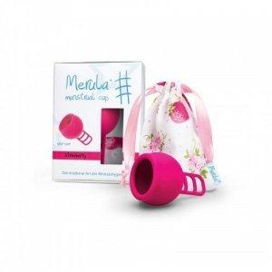 Merula Cup Strawberry - UNIWERSALNY kubeczek menstruacyjny
