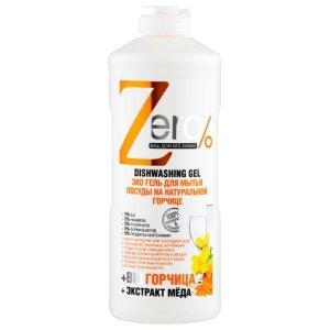 ZERO - Ekologiczny Żel do mycia naczyń - gorczyca naturalna i miód