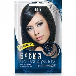 Kremowa henna irańska bezbarwna do włosów z olejkami - stymulacja wzrostu, nawilżenie