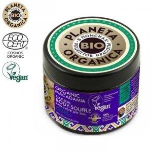 PLANETA ORGANICA Organic Macadamia Suflet do ciała - Odżywia i nawilża, 300ml