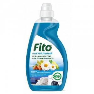 Naturalny koncentrat żelu do prania bieli, 980 ml Fitocosmetik