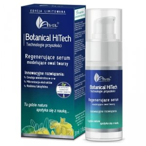 Ava Botanical HiTech Regenerujące Serum Do Twarzy 30ml. AVA