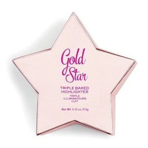I Heart Revolution Star of the Show Rozświetlacz Gold Star 3.5g