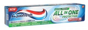 Aquafresh All In One Protection Pasta do zębów Extra Fresh  100ml
