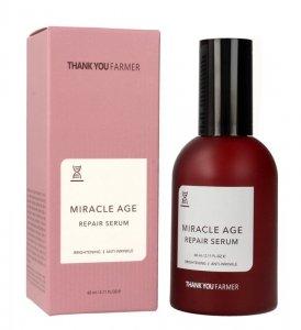 Thank You Farmer True Miracle Age Serum 60ml.