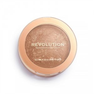 Makeup Revolution Bronzer Reloaded Spiekany Bronzer do twarzy Long Weekend 15g