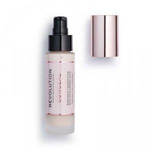 Makeup Revolution Conceal & Hydrate Foundation Podkład nawilżający nr F1 23ml