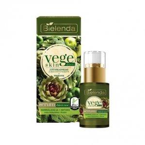 Bielenda Vege Skin Diet Serum Normalizacja + Detoks na dzień i noc  15ml