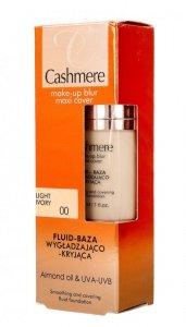 Dax Cosmetics Cashmere Fluid-Baza wygładzająco-kryjąca nr 00 Light Ivory  30ml