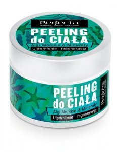 Perfecta Spa Peeling do ciała Algi Morskie & Minerały - ujędrnienie i regeneracja 225g
