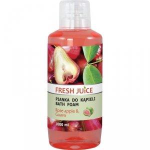 Fresh Juice Pianka do kąpieli Rose Apple & Guava 1000ml
