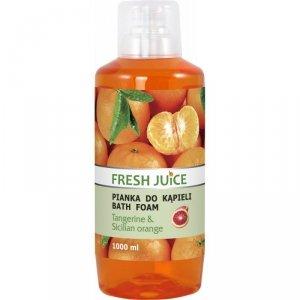 Fresh Juice Pianka do kąpieli Tangerine & Sicilian Orange 1000ml