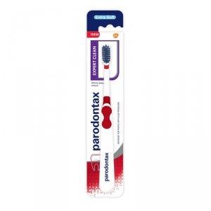 GSK Parodontax Szczoteczka do zębów Expert Clean bardzo miękka - mix kolorów 1szt