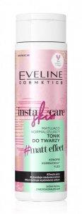 Eveline Insta Skin Care Tonik do twarzy matująco-normalizujący Matt Effect  200ml