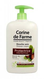 Corine de Farme HBV Krem pod prysznic ochronny Masło Shea  750ml