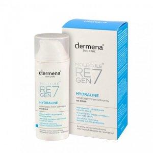 Dermena Skin Care Hydraline Nawilżający Krem ochronny na dzień 50ml