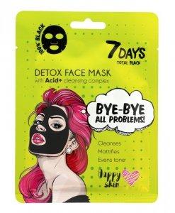 VILENTA 7 Days Maska na twarz detoksykująca Bye Bye All Problems 25g