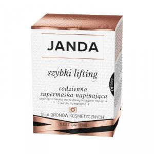 JANDA Szybki Lifting Codzienna SuperMaska napinająca 50ml