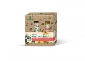 Farmona Zestaw prezentowy Herbal Care (Płyn micelarny Kwiat Róży 400ml+Krem Arnika 50ml)