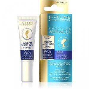 Eveline Egyptian Miracle Balsam-opatrunek do ust regenerująco-kojący  1szt