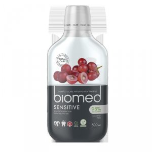 BIOMED Płyn do płukania jamy ustnej Sensitive 500ml