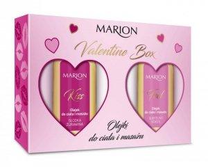 MARION*Zestaw 5335-walentynkowy olejki do ciała