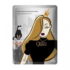 Mediect Fashion Queen Maseczka przeciwzmarszczkowa do twarzy  24ml