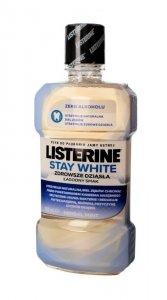 Listerine Stay White Płyn do płukania jamy ustnej Łagodny Smak  500ml