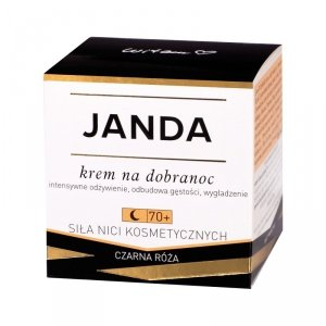 JANDA 70+ Krem na dobranoc intensywne odżywienie 50ml