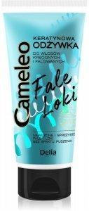 Delia Cosmetics Cameleo Fale Loki Odżywka do włosów keratynowa 200ml