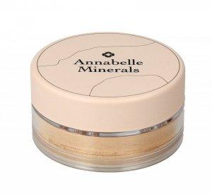 Annabelle Minerals Podkład mineralny rozświetlający Golden Light  4g -new