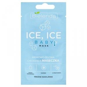 Bielenda Kremowo-żelowa Maseczka chłodząca Ice Ice Baby  8g