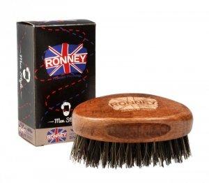 RONNEY Professional Barber Szczotka do brody 1szt