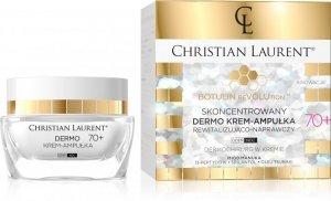 Christian Laurent Botulin Revolution 70+ Skoncentrowany Dermo Krem-Ampułka rewitalizująco-naprawczy na dzień i noc  50ml