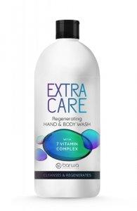 BARWA Extra Care Mydło w płynie do rąk i ciała regenerujące - z kompleksem 7 witamin  500ml