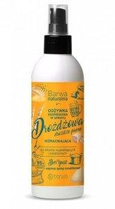 BARWA Naturalna Awokado Odżywka drożdżowa ekspresowa - wzmacniająca do włosów osłabionych i wypadających 200ml