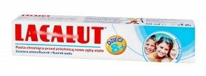 Lacalut Pasta do zębów dla dzieci powyżej 8 lat  50ml