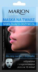 Marion Spa Maska na twarz Nawilżająco Odżywcza 15ml