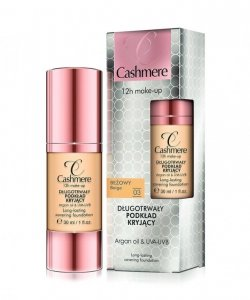 Dax Cosmetics Cashmere make-up 12h 03 beżowy