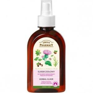 Green Pharmacy Eliksir ziołowy do włosów wzmacniający, przeciw wypadaniu