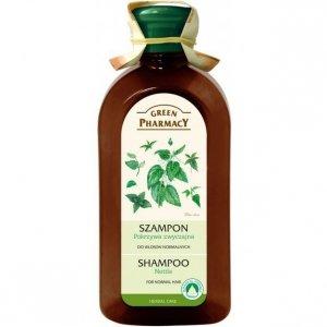 Green Pharmacy Szampon do włosów normalnych Pokrzywa