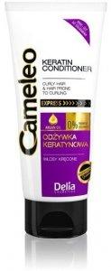 Delia Cosmetics Cameleo Odżywka keratynowa do włosów kręconych 200ml