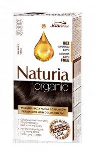 Joanna Naturia Organic Farba nr 339 Kakaowy  1 op.