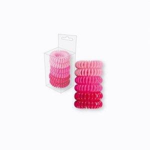 Top Choice Akcesoria do włosów Gumki Wire 1op-6szt