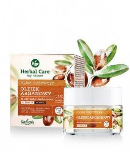 Farmona Herbal Care Krem odżywczy z olejkiem arganowym na dzień i noc  50ml