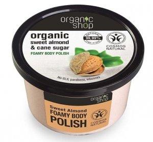 Organic Shop Peeling do ciała Słodki Migdał 250 ml