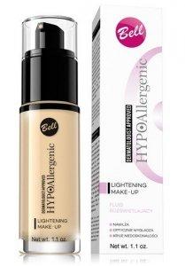 Bell Hypoallergenic Fluid rozświetlający Lightening  nr 02 Natural   30g