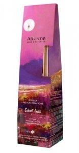 Allvernum Home & Essences Dyfuzor z patyczkami zapachowymi Sekret Indii  50ml