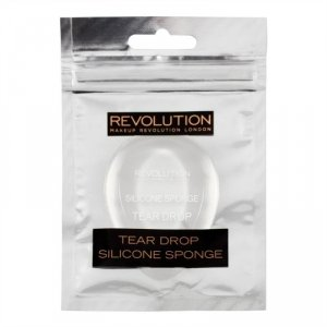 Makeup Revolution Applicators Gąbka silikonowa do makijażu Tear Drop Silicone Sponge 1szt